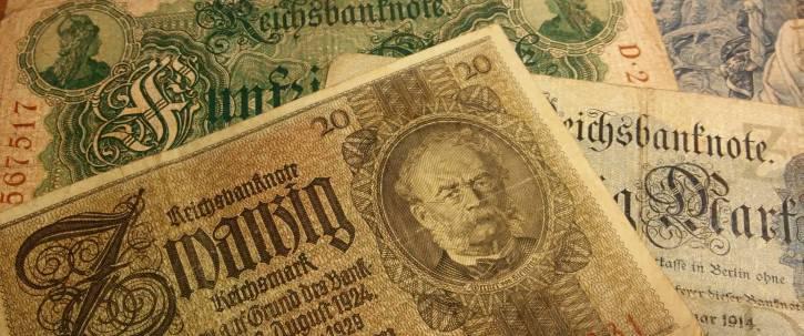 Reichsmark Scheine